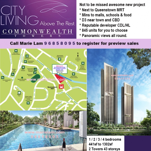 Commonwealth Towers - 96858095
